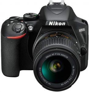 Nikon D3500 Lens Bundle
