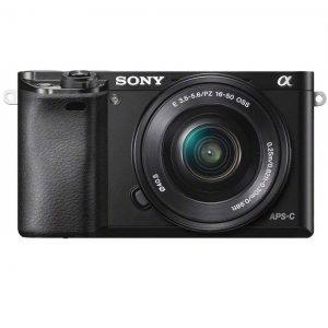 Sony Alpha A6000 Best Camera For Pictures