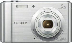 Sony Silver 20.1 MP